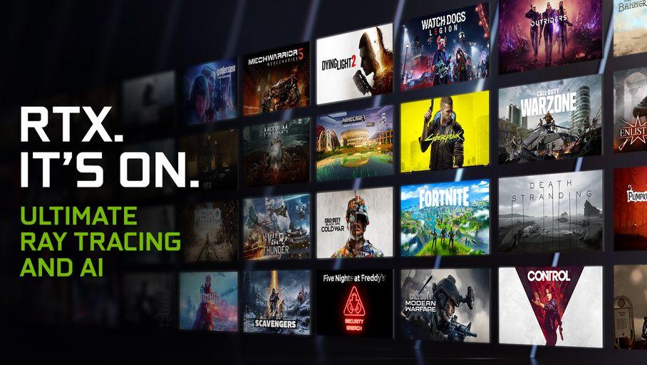 Les technologies NVIDIA aident à proposer une nouvelle expérience de jeu aux gamers tout en leur garantissant des performances 3D exceptionnelles. Zoom sur les quatre technologies qui cette année vous en mettront plein les yeux et qui feront de vous la st