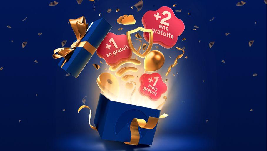 NordVPN fête son anniversaire : l'abonnement de 2 ans à moins de 3€/mois + un cadeau surprise - Les Numériques