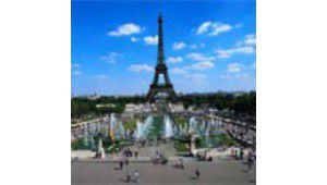 Guide de Paris sur Google Earth