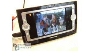 Medion MDPEA 1000: Pocket PC avec tuner TNT et disque 20 Go
