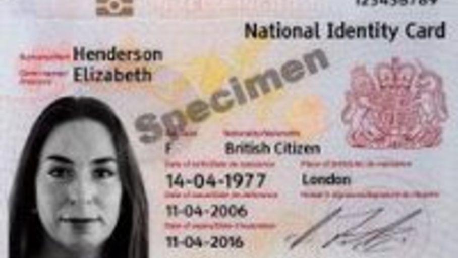 carte d identité anglaise La future carte d'identité britannique déjà craquée   Les Numériques
