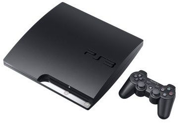 PS3 Slim DS3