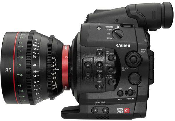 Canon EOS Cinema C300