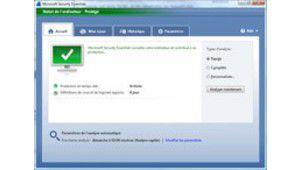 Antivirus Microsoft : lien MAJ