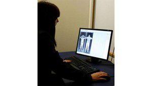 Un scanner corporel à Roissy