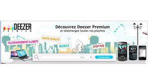 Deezer lance Premium, une offre multi supports pour 9.99 euros