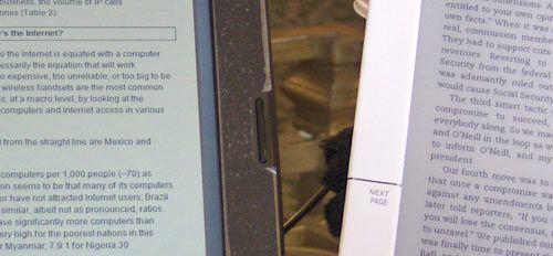 Pixel Qi Kindle