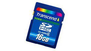 Test : 4 cartes mémoire SDHC de 8 à 16 Go