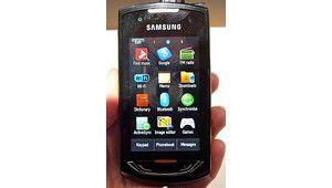 MWC : Samsung Wave, le premier smartphone sous Bada