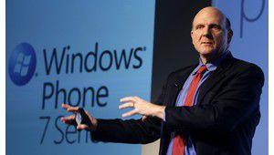MWC : Windows Phone 7 Series, du Zune HD coule en lui