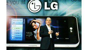 MWC : LG GW990, smartphone musclé de 4,8 pouces