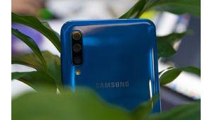 Labo – Le capteur ultra-grand-angle du Samsung Galaxy A50