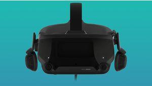 La fiche produit du casque VR Valve Index mise en ligne par erreur