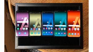 Samsung Galaxy A: une bien (trop?) grande famille de smartphones
