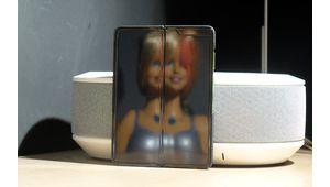 Labo – Il ne faut pas enlever la protection d'écran du Galaxy Fold
