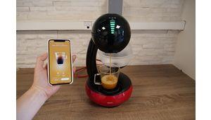 Labo – La connectivité sur la cafetière Nescafé Dolce Gusto Esperta