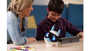 Winky, le petit robot français pour initier les enfants à la robotique