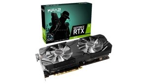 Bon plan – La carte graphique KFA2 GeForce RTX 2070 EX à 474,61 €