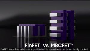Samsung introduit les transistors MBCFET pour une gravure en 3 nm