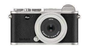 Un Leica CL en édition limitée pour les 100 ans du Bauhaus