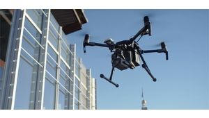 Les contrôles routiers par drone testés dans l'Essonne