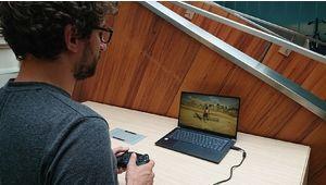 Labo– MSI PS63 Modern, une GTX 1660 qui permet de jouer en Full HD