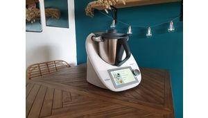 VIDÉO – Test du robot-cuiseur Vorwerk Thermomix TM6 en images