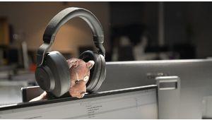 Labo – Jabra Elite 85h: que vaut sa réduction de bruit active?