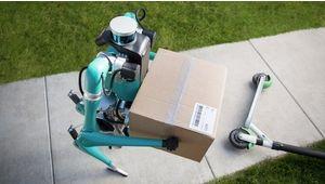 Chez Ford, le robot livreur est le meilleur ami de la voiture autonome