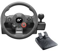 test du volant officiel de gran turismo. Black Bedroom Furniture Sets. Home Design Ideas