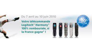 Logitech rembourse ses télécommandes… si la France gagne !