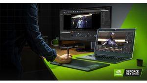Computex 2019 – Nvidia lance sa gamme de PC portables Nvidia Studio