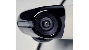 La Hondae adopte les rétroviseurs-caméras