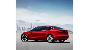 Les Tesla chinoises dans 6 à 10mois, d'autres penchent à droite
