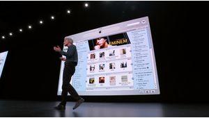 """iTunes: une """"mise à mort"""" par Apple pas si létale qu'il n'y paraît"""