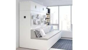 """Ikea prépare des """"meubles robots"""" conçus pour les petits espaces"""