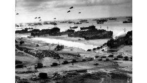 D-Day: Revivez le débarquement de Normandie en photos