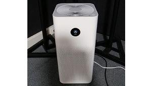 Labo – Le mode auto du purificateur d'air Xiaomi Mi Air purifier 2S