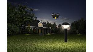Sunflower System : une solution de drones de surveillance extérieure