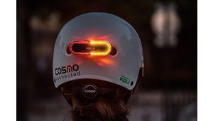 Les casques Cosmo Connected: mobilité douce et protection rapprochée