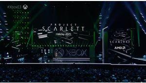 E32019 – La Xbox Scarlett fin 2020 avec SSD, ray tracing, 8K, 120 i/s