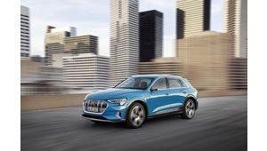 Voitures électriques: des Audi e-tron et Jaguar I-Pace au rappel