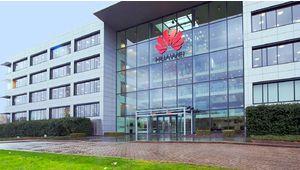 Smartphone: Huawei frôle le haut du podium en Europe au 1er trimestre