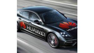 Huawei collabore sur la voiture autonome via l'IA