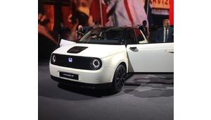 Honda e: 250 km d'autonomie pour une citadine puissante et agile