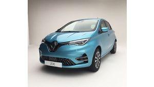 Renault Zoe 2019: une autonomie de 390 km et un design moins clivant