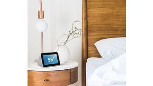 Le smart display Lenovo Smart Clock enfin disponible en France