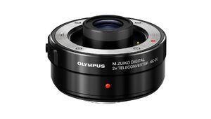 Olympus annonce un téléconvertisseur 2x MC-20 et des mises à jour