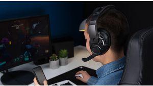 Sennheiser lance son premier casque gaming sans-fil, le GSP 670