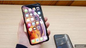 Le marché mondial du smartphone haut de gamme a dévissé de 8%